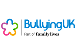 Logo and link to Bullying UK